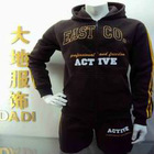 2013 New Design Man Tracksuit In Apparel
