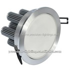 9W ceiling light with milky case+pillar radiator