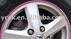 Auto Sticker for Wheel & Car tape