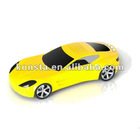 2012 New Martin Car Shaped Portable Mini Speaker+TF Card/USB+Mobile Sound Box+FM function+Clock+Mp3 Player