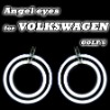 Angel eyes for VOLKSWAGEN GOLF 5