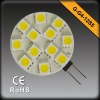 12SMD LED G4 Car Lights 12V