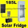 solar refrigerator 158L