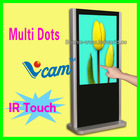 47 inch Intel i3 LCD Standing Touch Totem