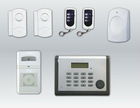 security alarm system QY-0503C
