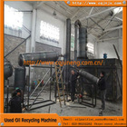 china JNC High standard and continious waste engine oil to diesel machinery manufacture with high oil rate