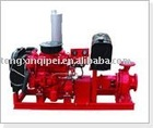diesel pump set(fire fighting and irrigation)