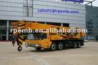 Promotion cranes! 50Tons truck crane (WUYUE) M5426JQZ50G-QY50G