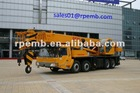 Promotion cranes! 50Tons truck crane (WUYUE) M5426JQZ50G-QY50G
