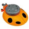 8-pattern ladybug base sprinkler