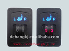 Dual dial switch auto heater
