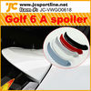 ABS AT Style Golf 6/Golf VI/Golf Mk6 Roof Spoiler for VW