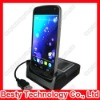 2012 New Hot USB Sync Dual Desktop Dock Charger for Samsung Galaxy Nexus i9250