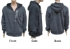 Men's Hoody Jacket men's clothing men's top jacket