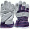 "10.5"" economical leather hand protection gloves"