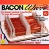 Bacon Wave Tray,Microwave Bacon Tray,Bacon Tray