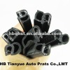 NBR oil resistance rubber seal strip