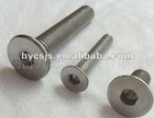 stainless hex socket countersunk head screw