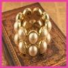 Pearl bracelets,Pearl Bangles,Elastic force bracelet