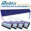 4KW Grid Tie Solar System, AC110V Solar System On Grid