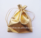 Fashion Jewelry golden Gift Pouch