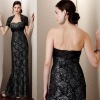 2013 new design lace mother of bridal dress wm201311