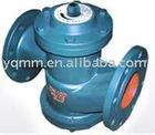 adjustable dynamic self balancing valve