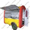 11 new style food vending cart with wheels
