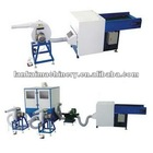 hot selling foam shredder,fiber opening machine, textile filling/pillow filling/ sofy toy filling machine