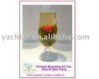 Chinese blooming art tea Wan Zi Qian Hong