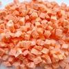 freeze carrot dice