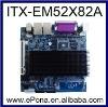 Industrial Dual Core Mini ITX motherboard based on Intel Atom D525