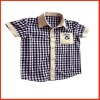 Children's cotton shirt