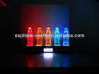 led bottle display stand