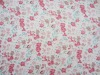 100% polyester printed chiffion fabric