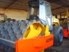 Road roller Dynapac with bump CA25PD