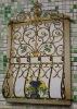 Forged Iron Window Guard {HB-M029}