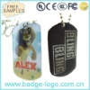 stainless iron,zinc alloy metal dogtag