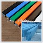 C Z section PPGI galvanized steel