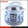 2012 Large Cooking With Electric Pressure Cooker