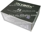 SKYBOX F3 full HD 1080P DVB-S2/HD satellite receiver
