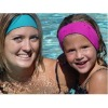 Mom loving Swimming Headband/Ear Band