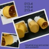 Industrial plug and socket 013-4 /113-4/213-4
