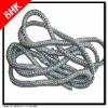 rock playground climbing rope