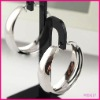 fashion metal hoop earrings