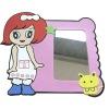 EVA Foam Cartoon Mirror for Kids Room