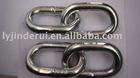 linyi zinc plated Link Chain