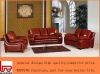 comfortable shape with good quality leather sofa calls Y359