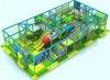 Children toys indoor soft playground equipment / slide & tunnel slide playground
