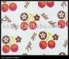 600D printed fabric for bag material